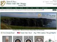 Richie O\'Shea\'s Manor Irish Gift Shoppe